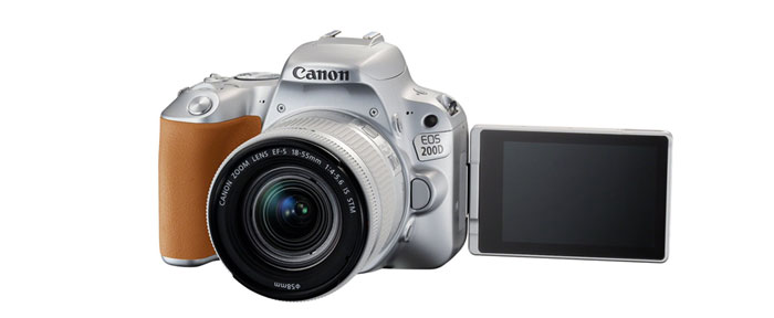 Canon EIS200D